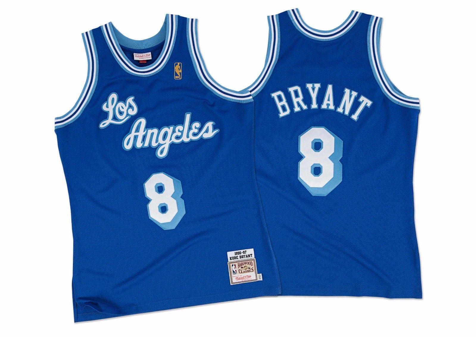 hot sale online 81c46 f82fb Kobe Bryant 1996-97 Authentic Jersey Los Angeles Lakers